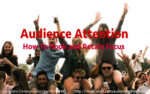 Audience Attention Span