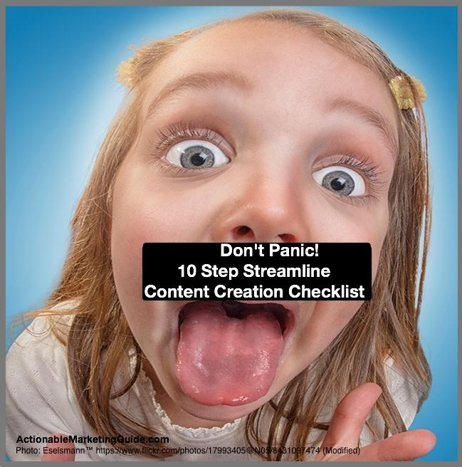 streamline content creation