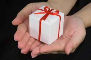 Social Media give-away