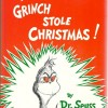 How The Grinch Stole Christmal book cover
