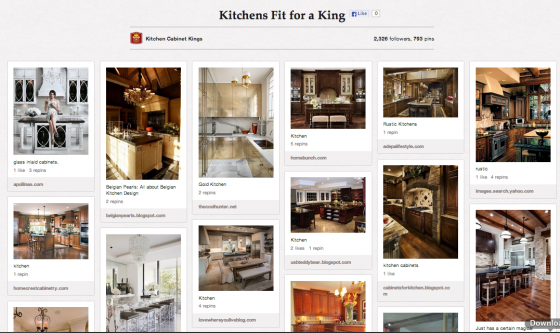 kitchens fit for a king