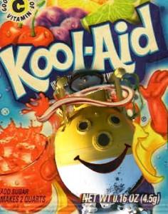 Drinking the B2B marketing Kool Aid