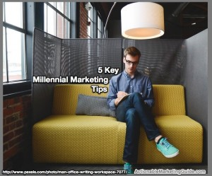 Millennial Marketing tips