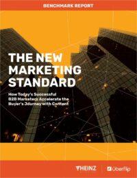 The New Marketing Standard