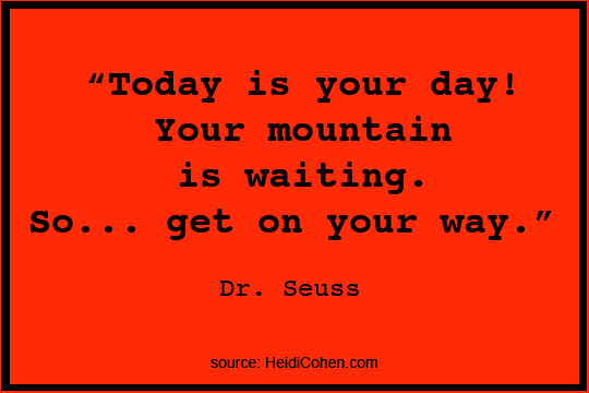 Dr. Seuss Quotes About Its Not What It Can Become
