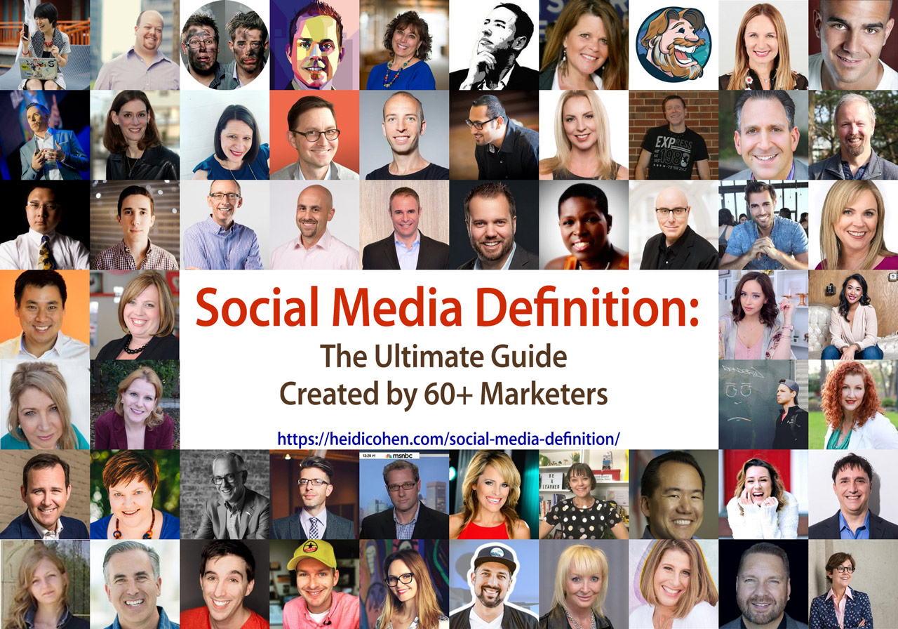 Social Media Definition: The Ultimate Guide That Will Make