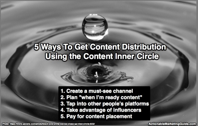 Content Inner Circle - 5 Ways to grab attention - Heidi Cohen